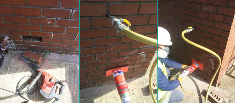 Cavity wall insulation removal solutioingenieria Images
