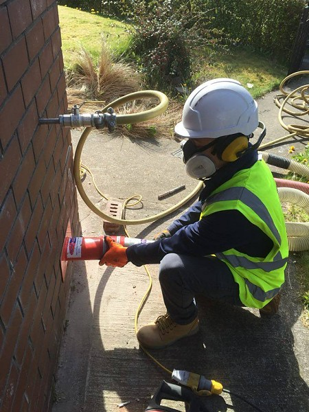 Cavity wall insulation removal cavity wall insulation removal process solutioingenieria Choice Image