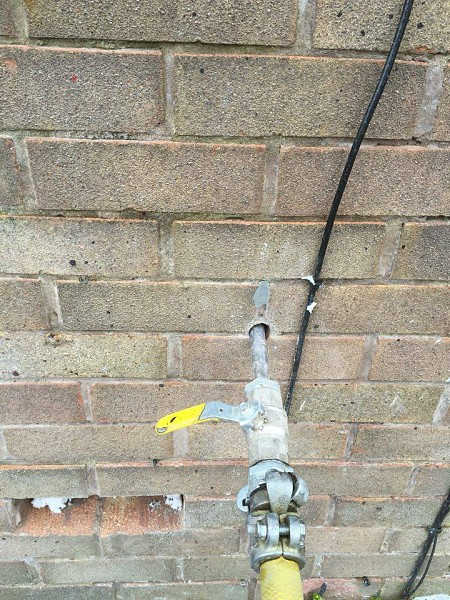 Cavity wall insulation removal cavity wall insulation removal drilling the wall solutioingenieria Images